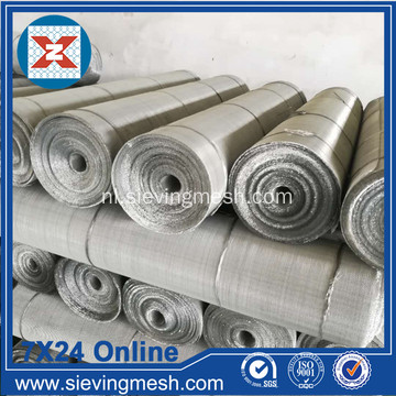 Hot Sale of Stainless Steel Window Screen