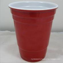 (BC-MC1006) High Quality Reusable Melamine Cup