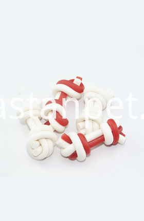 double knotted bone for dogs