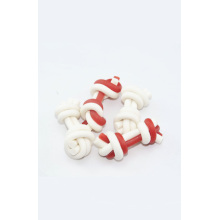 High Quality for Pet Teeth Care Top quality double knotted bone dog chews export to Aruba Exporter
