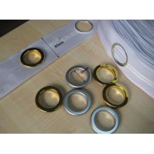 Cinta de cortina decorativa con ojal38mm y ancho 7.5-8 Cm