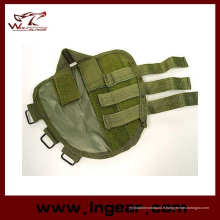 Airsoft chasse tactique militaire Molle fusil Rifle Stock Ammo Pouch Holsters sac joue en cuir Pad noir Cp Od Tan Acu