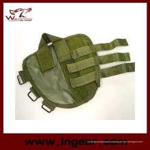 Airsoft militar tático Molle espingarda de caça Rifle estoque de munição malote coldres saco bochecha almofada de couro preto Cp Od Tan Acu