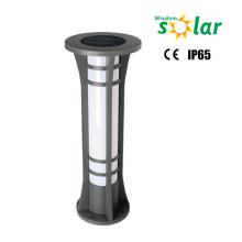Popular CE solar poste de amarração luz para luz solar de iluminação do jardim ao ar livre (JR-2713)