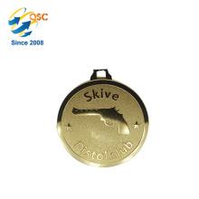 Kostenlose Design Factory Preis anpassbare Marathon benutzerdefinierte gravierte Metall Medaillons Metall leere Medaillen