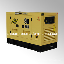 Water-Cooled Diesel Generator Silent Type (GF2-90kVA)