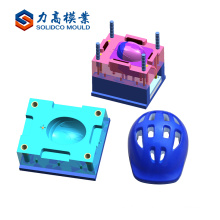 Chinese Competitive Products Wholesale Spare Parts Plastic Injection Moulding Safety Helmet Injection Mold