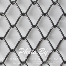 2′′ Diamond Hole Galvanized Chain Link Fence
