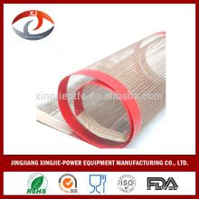 Importación de mercancías baratas de china ptfe tela abierta de malla de cinta transportadora