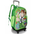 Fashion Traveling Trolley Bag cartoon design for kids