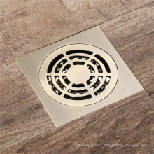 Full Copper Bathroom Antique Copper Floor Drain
