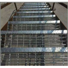 Industrial Platform Floor Welded Galvanized Stair Steel Grating