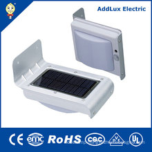 CE UL 2W Daylight LED Solar Garden Light