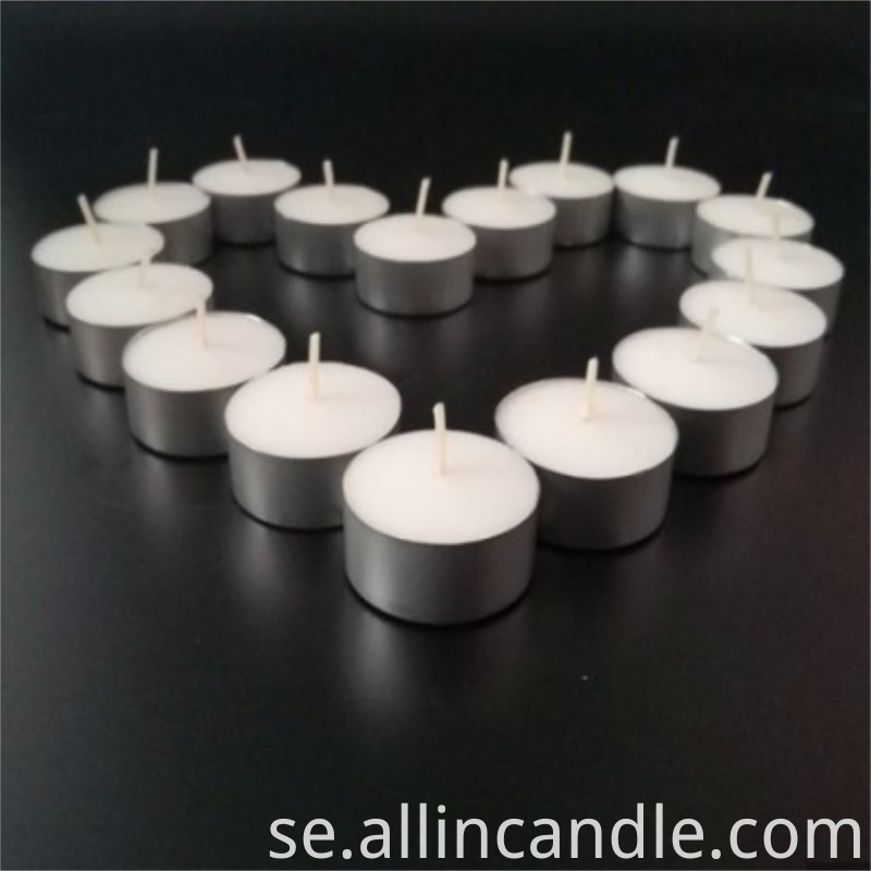 Smokeless Tea Light Candle