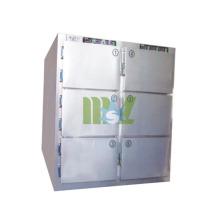 Meilleur prix!!! Réfrigérateur corporel corporel pour six corps MSLMR06 avec compresseur Danfoss