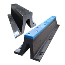 Deers super arch type V type rubber fender for dock ship protection