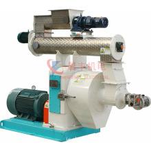 Biomass Wood Pellets Mill Line / Pellet Making Machine / Pellet Equipment Project