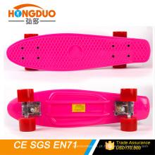Placa de skate de roda PU 60 * 45mm para adolescentes