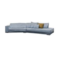 Good Quality Italy Modern Design Light Luxury Home Furniture Sofa Golden