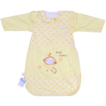 Bolsa de dormir suave de algodón para bebés