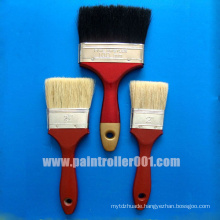 Bristle Wooden or Plastic Handle Paint Brush