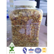 Fried Onion Packing in 1kg Plastic Jar