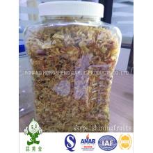 Жареная луковая упаковка в 1кг пластмассовой банке