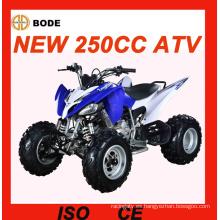 Nueva ATV 250cc con cuatro ruedas bicicleta