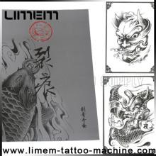Meilleur vendre des livres populaires de machine de tatouage pour le tatoueur et le débutant