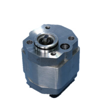 vibrating roller external gear pump