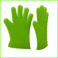 Multi-fuction Kitchen Silicone Glove Oven Mitts