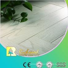8.3mm AC3 Embossed Oak V-Grooved Sound Absorbing Laminate Floor
