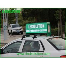 P5mm знак крыши такси светодиодный дисплей