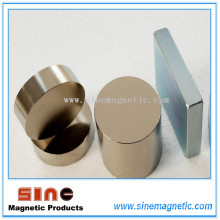 Block & Column Strong Permanent Neodymium Magnet