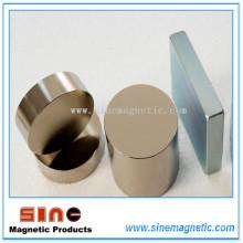 Block & Column Strong Permanent Neodymium Magnet