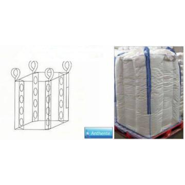 Baffle Jumbo Bag для EVA, домашних пеллет и т. Д.