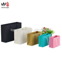 colorful firm paper shopping bag