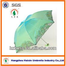 Сувениры и подарки Промотирования ручной работы Цвет меняется зонтик вышивка