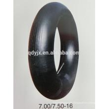 tubo interior de la motocicleta 7.00 / 7.50-16