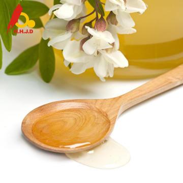 Miel cru d'abeille sans chauffé