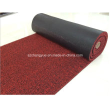 Plastic Foam PVC Coil Rug Mat and Roll