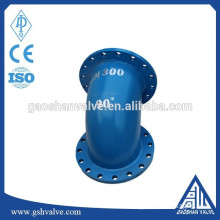 carbon steel 90 degree flange elbow