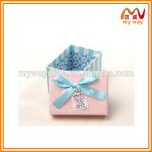 Boîte cadeau d'anniversaire la plus populaire en Corée du Sud, boite cadeau en papier, boite d'emballage