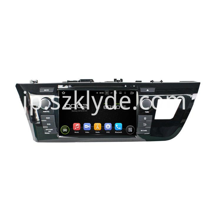 Toyota LEVIN CAR DVD PLAYER (1)