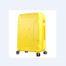 Ensemble de bagages personnalisé en jaune