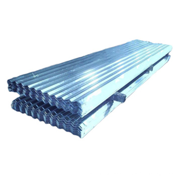 exterior fireproof corrugated metal roofing sheet