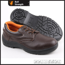 Cheap Men Working Shoe with Artificial Leather (SN5257)