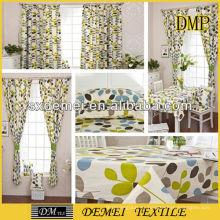 textil tejidos moda bonito sofá cubierta tela impresa de la