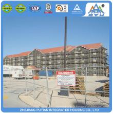 Chantier de construction de haute qualité à 40 pieds