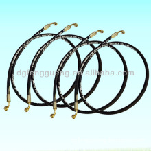 compressor rubber hose pipe for oil/ oil tube/oil hose/used oil pipe for sale/connecting pipe
